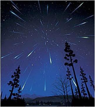 Stjerneskuddsverm